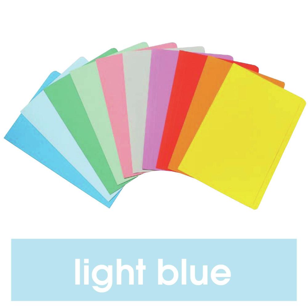 MARBIG MANILLA FOLDER F/Cap Light Blue