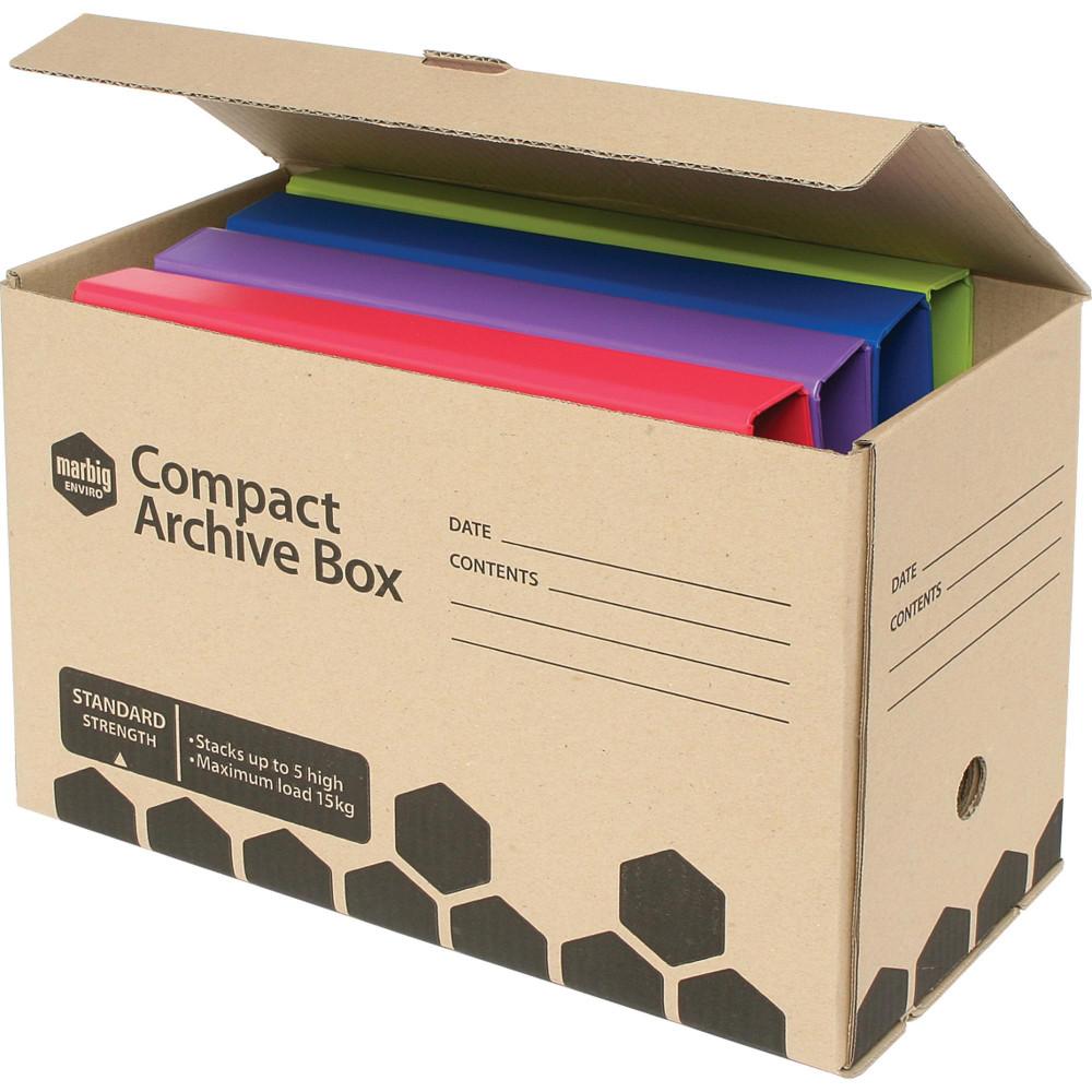 MARBIG ENVIRO ARCHIVE BOX Compact W395xD185xH270.