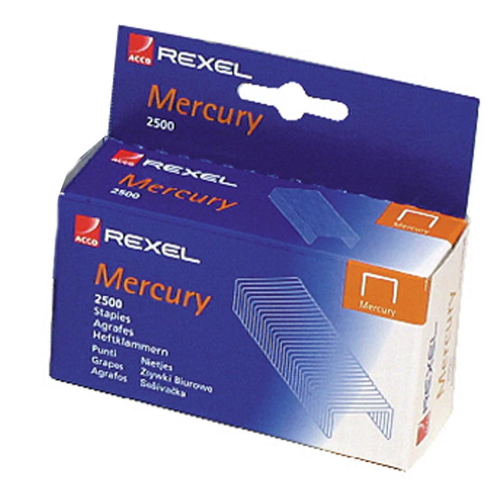 REXEL STAPLES For Mercury Stapler Pk2500