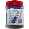 RAINBOW GLITTER BULK 1 KG JAR Blue