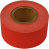 RAINBOW STRIPPING ROLL RIBBED 50mmx30m Red