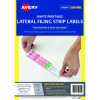 AVERY L7174 LATERAL FILING LBL A4 4 Per Sheet