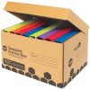 MARBIG ENVIRO ARCHIVE BOX With Lid 100% Recycled