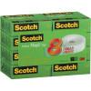 SCOTCH 810-8 MAGIC TAPE Multipack 19mmx25m