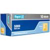 RAPID 13/10 STAPLES 10mm BX5000