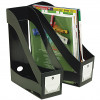 MARBIG ENVIRO MAGAZINE HOLDER 100% recycled Black