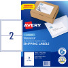 AVERY L7168 MAILING LABELS Laser 2/Sht 199.6x143.5mm