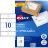 AVERY L7173 MAILING LABELS Laser 10/Sht 99.1x57mm