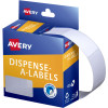 AVERY DMR1936W DISPENSER LABEL Rectangle 19x36mm White