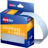 AVERY DMR1964W DISPENSER LABEL Rectangle 19x64mm White