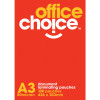 OFFICE CHOICE LAMINATING POUCH A3 80 micron