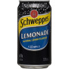 SCHWEPPES LEMONADE CANS 375ml Pack 24