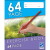 Sovereign 225x175 Exercise Books 8mm 64pg