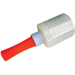 CUMBERLAND SHRINK WRAP With Handle 100mm x 250m 20 Micron