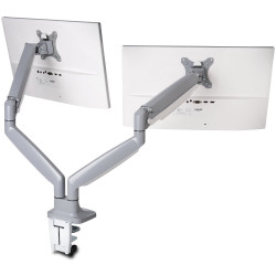 KENSINGTON SMARTFIT ONE TOUCH ADJUSTABLE MONITOR ARM Dual 595 x 490 x 255mm