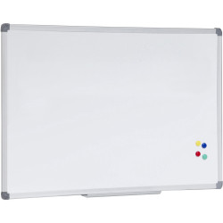 VISIONCHART OPW MAGNETIC WHITEBOARD 1500 x 900mm White