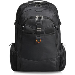 EVERKI TITAN TRAVEL FRIENDLY LAPTOP BACKPACK UP TO 18.4 Inch Black