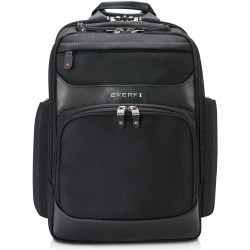 EVERKI ONYX PREMIUM TRAVEL FRIENDLY LAPTOP BACKPACK UP TO 15.6 Inch Black