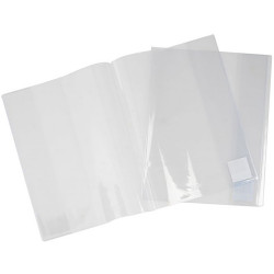 Contact Book Covers Scrap Book Clear Pack Of 5