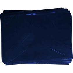 RAINBOW CELLOPHANE 750mmx1m Dark Blue Pack of 25