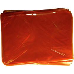 RAINBOW CELLOPHANE 750mmx1m Orange Pack of 25