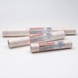 CONTACT SELF ADHESIVE COVERING 20mx375mm -60Mic Gloss