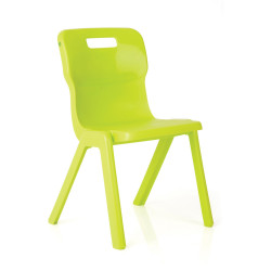 TITAN EDUCATION 4 LEG CHAIR 310mm High