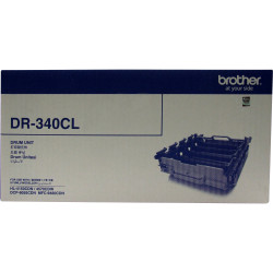 BROTHER DR340CL DRUM Black 25000 Pg