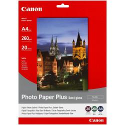 CANON SEMIGLOSS PHOTO PAPER A4 1686B021AA 20 Sheet 260Gsm