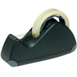 MARBIG PROSERIES TAPE DISPENSR Small 33Mt Blk/Gry