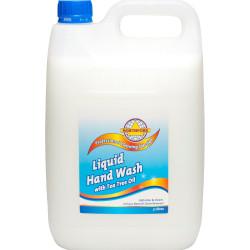 NORTHFORK LIQUID HAND WASH W/Tea Tree Oil 5Lt