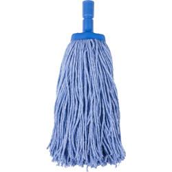 CLEANLINK MOP HEAD Coloured 400gm Blue