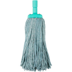 CLEANLINK MOP HEAD Coloured 400gm Green