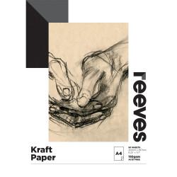 REEVES KRAFT PAD A4