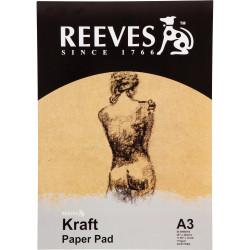 REEVES KRAFT PAD A3