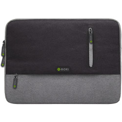 Moki Odyssey Sleeve Notebook Sleeve Black / Grey