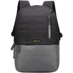 Moki Odyssey Backpack Backpack Black / Grey