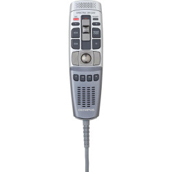 OLYMPUS PRO VOICE RECORDER DR-2200 (No software) USB Slide Switch & Trackball MIC