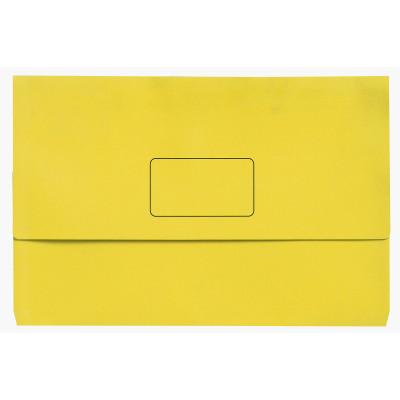 MARBIG DOCUMENT WALLET A3 Slimpick Lemon Bright