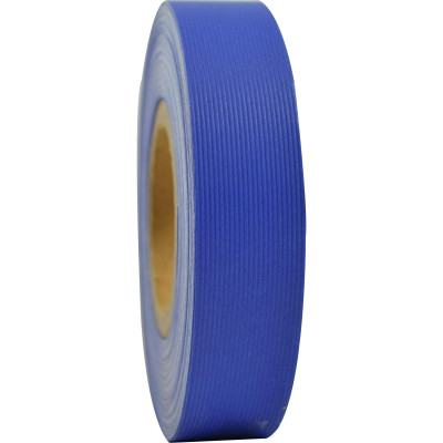 RAINBOW STRIPPING ROLL RIBBED 25mmx30m Dark Blue