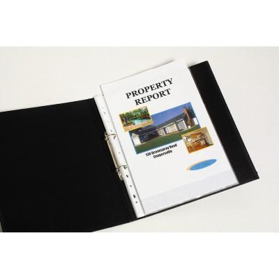 MARBIG COPYSAFE SHEET PROTECTOR Economy A4 Low Glare Bx100
