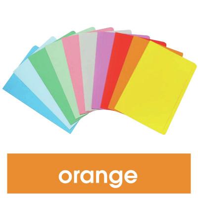 MARBIG MANILLA FOLDER F/Cap Orange