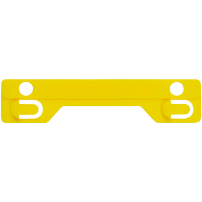 AVERY TUBECLIP COMPRESSOR BAR Yellow