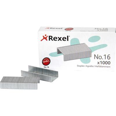 REXEL STAPLES No.16 24/6 BX1000