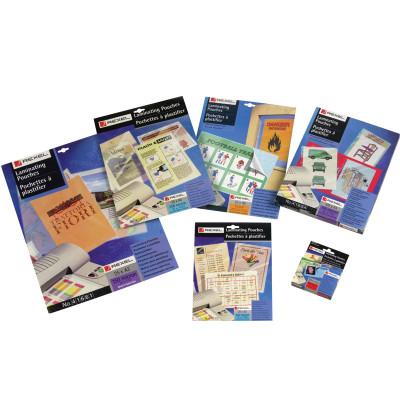 REXEL LAMINATING POUCHES A3 2x100mic Pk100